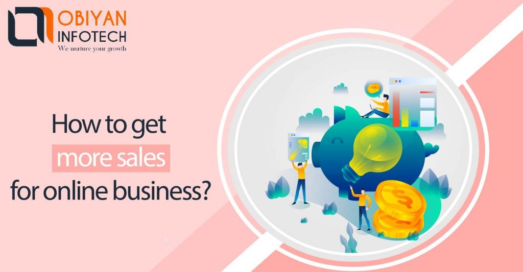 How to Get More Sales for Online Business?