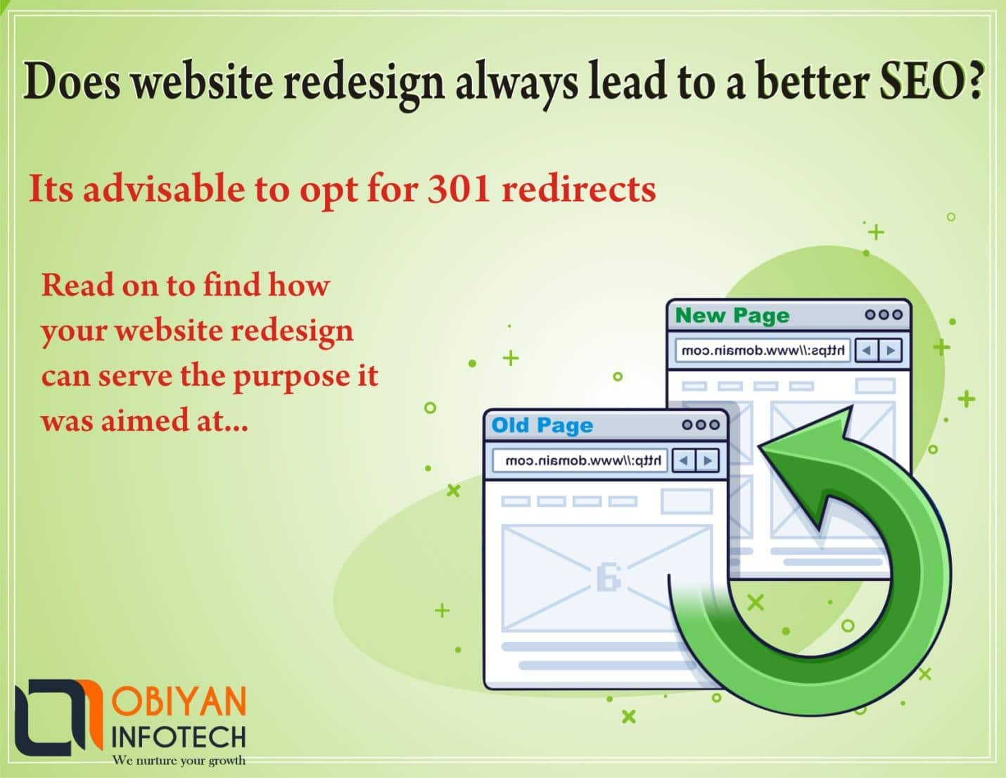 Website Redesign for a Better SEO