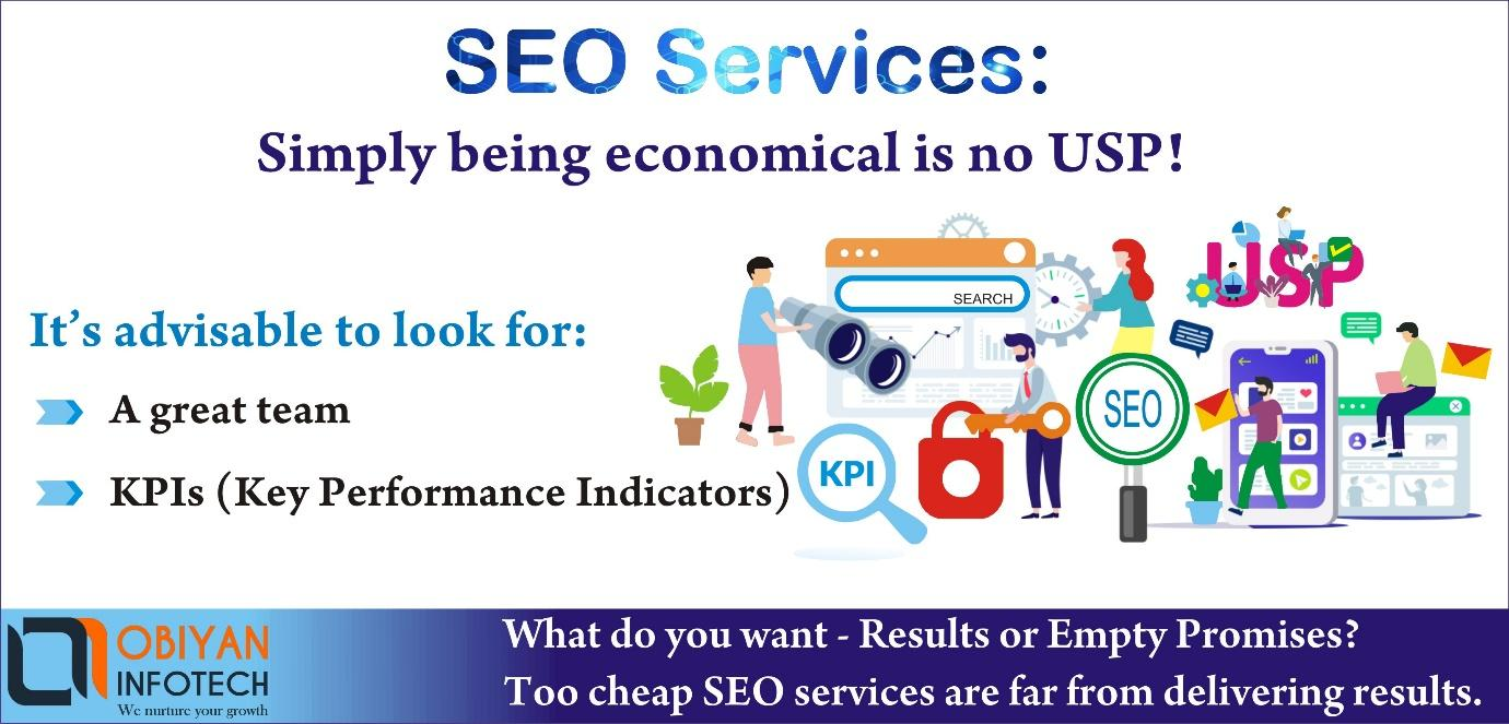 Genuine SEO Companies vs. Cheap SEO services?