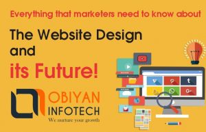 Everything that marketers need to know about the website design and its future!